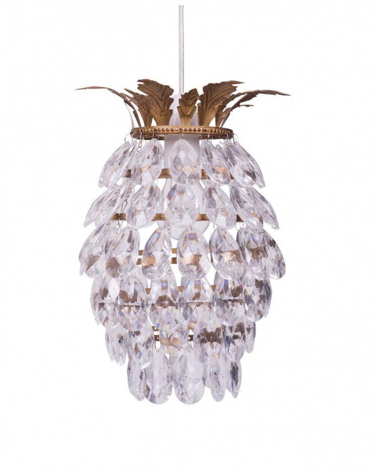 c465a77b33 Oasis Pineapple Pendant Light Shade by House of Fraser